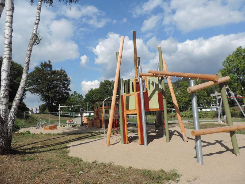 Spielplatz Fischerdorf