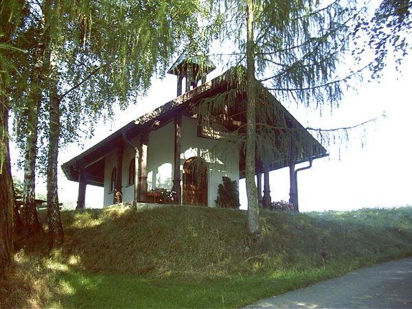Kapelle Viechtafell in der Gemeinde Prackenbach