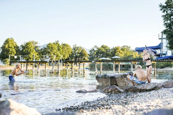 Prienavera Strandbad