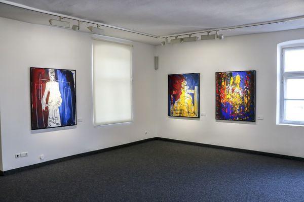 Armin-Mueller-Stahl Ausstellung