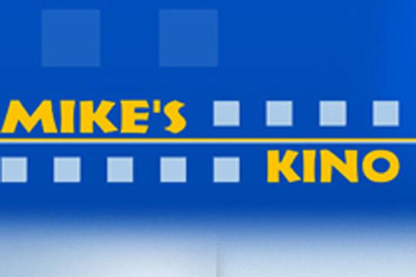Logo von Mike's Kino.