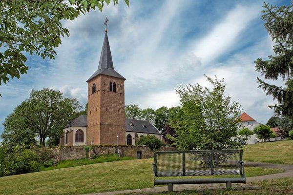 Martinskirche Püttlingen Regionalverband Saarbrücken