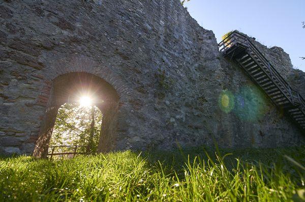 Ruine Homburg bei Radolfzell-Stahringen