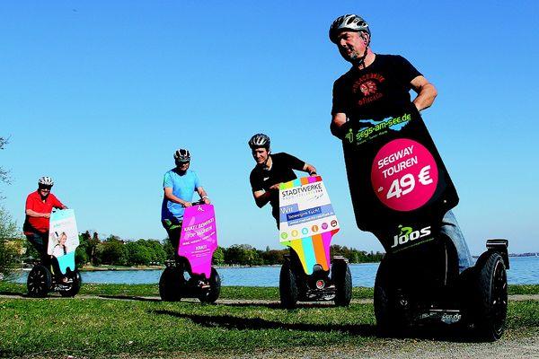 Segwaytour mit Zweirad Joos