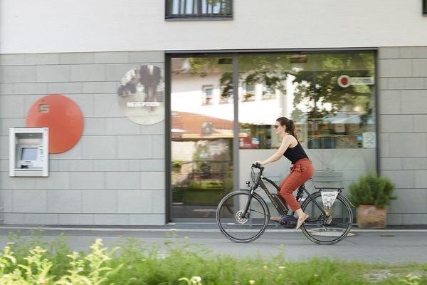 E-Bike von Am Gleis - Radhotel + Einkehr
