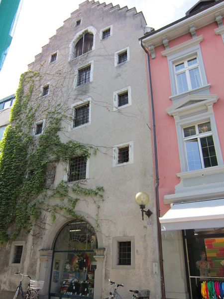Hohes Haus/Fürstenberger Torkel in Radolfzell