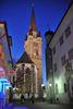 Blick auf Münster und Österreichisches Schlößchen