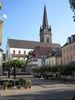 Seetorplatz mit Münster