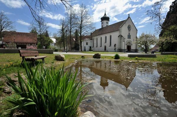 St. Gallus-Kirche in Möggingen