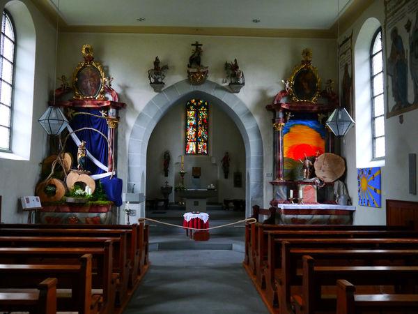 St. Laurentius-Kirche Markelfingen