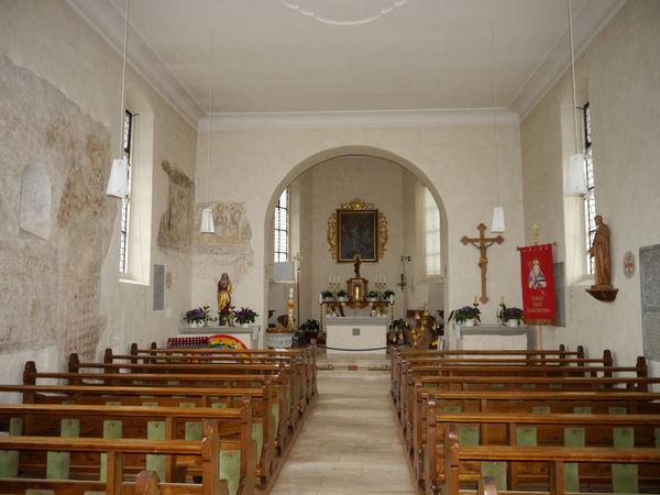 St. Ulrich Kirche in Güttingen