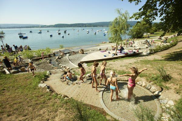 Wassrspielplatz Radolfzell