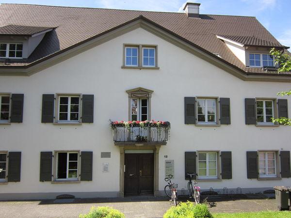 Weltkloster / ehemaliges Kapuzinerkloster Radolfzell