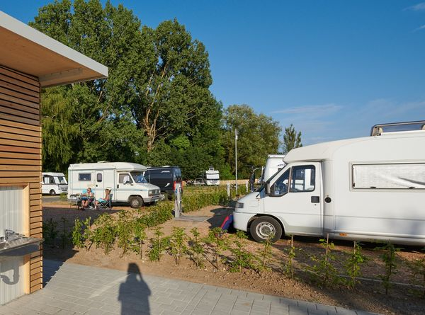 Wohnmobilstellplatz Mettnau