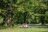 Picknick im Schlosspark Ragow, Foto: Florian Läufer