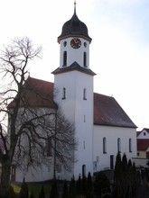Kirche St. Martin in Schwabsberg