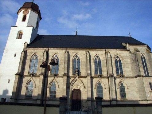 Kirche St. Nikolaus in Rainau-Dalkingen