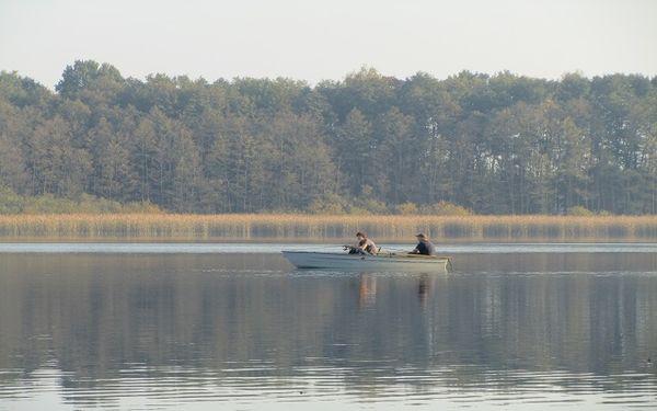 Angeln auf dem Ranziger See, Foto: TV-SOS