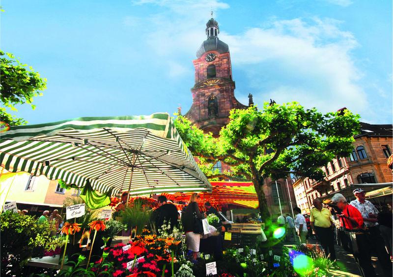Wochenmarkt Rastatt