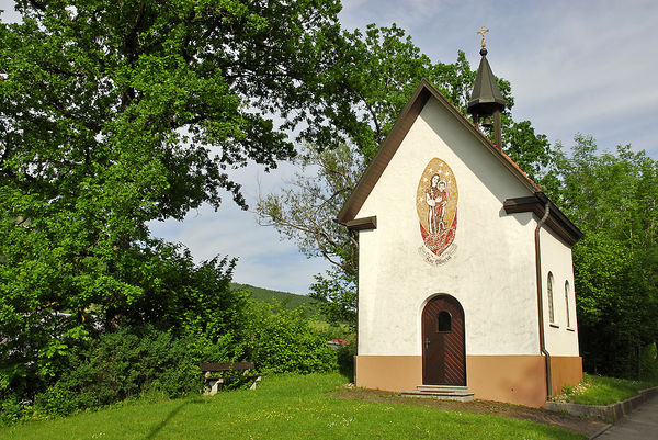 Lourdes-Kapelle in Ratshausen