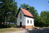 Lourdes-Kapelle in Ratshausen