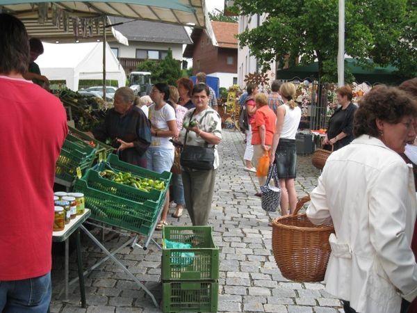 Bauernmarkt Rattenberg
