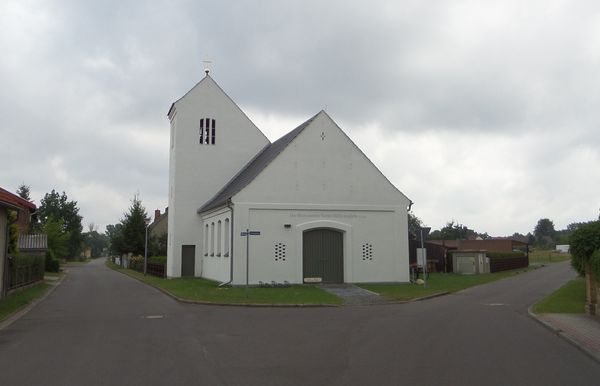 Radwegekirche Ratzdorf, Foro: Werner