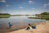 Oder-Neiße-Mündung Ratzdorf, Foto: Seenland Oder-Spree e.V./Florian Läufer