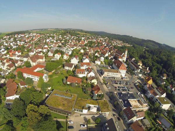 Luftbild Rechberghausen
