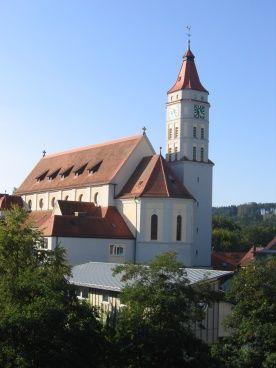 St. Mariä Himmelfahrt in Rechberghausen