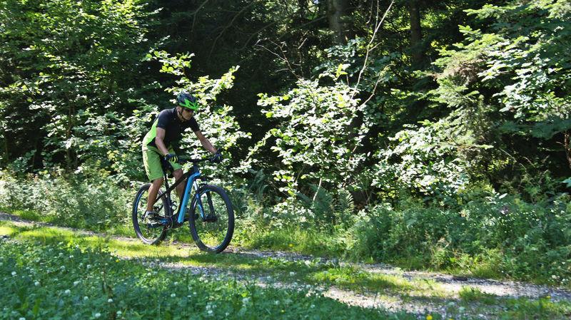 eBiken im Bayerischen Wald mit Michael Dirmaier