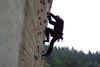 Erlebnis an der Kletterwand im BLSV Sport- und Jugenddorf Regen-Raithmühle