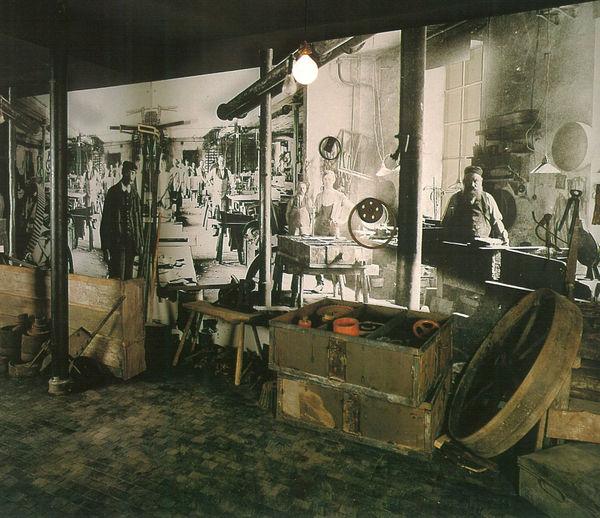 Historie der bäuerlichen Tradition im Niederbayerischen Landwirtschaftsmuseum