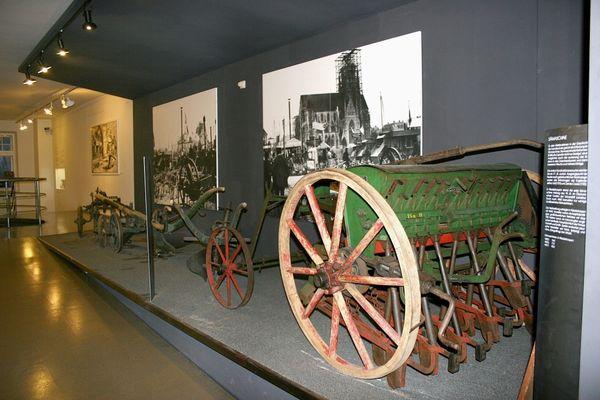 Geräte aus vergangenen Zeiten sind im Niederbayerischen Landwirtschaftsmuseum zu bewundern