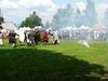 Kampfszene beim Ritterspektakel Weißenstein