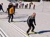 Lauftechnik-Training mit Schneider Events im Hohenzollern-Skistadion am Großen Arbersee