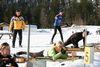 Biathlon für Jedermann mit Schneider Events am Großen Arbersee