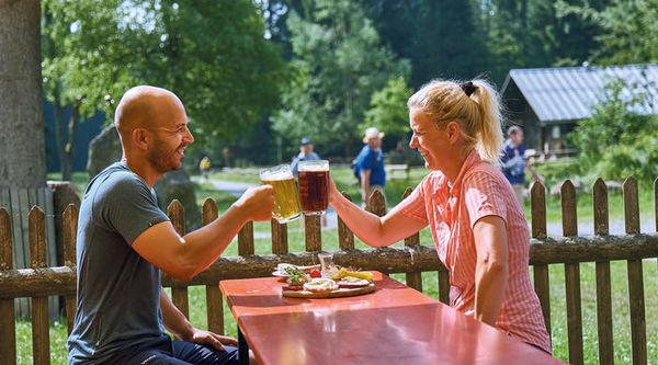 Wanderrunde Bier-Ge(h)nuss im ARBERLAND