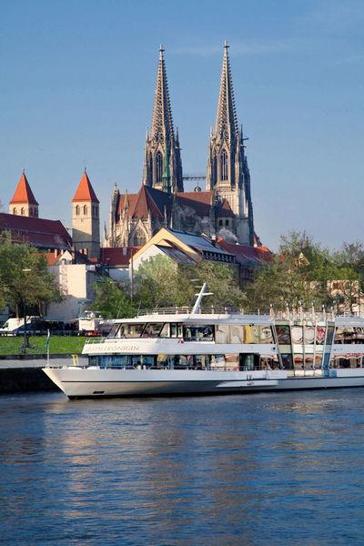 Die Kristallkönigin in Regensburg