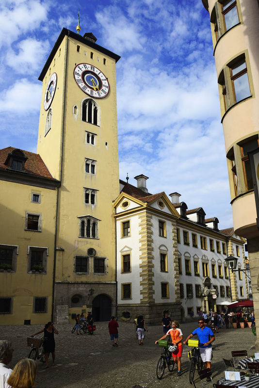 Alter Rathausturm Regensburg