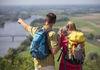 Am Donau-Panoramaweg genießen Sie herriche Weitblicke