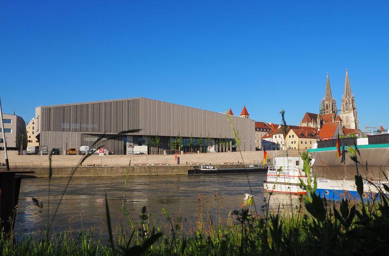 Das Museum des Hauses der Bayerischen Geschichte in Regensburg