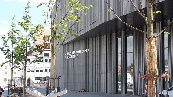 Das neue Museum der Bayerischen Geschichte in Regensburg