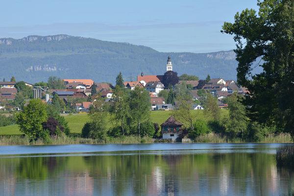 Lake Burgäschi
