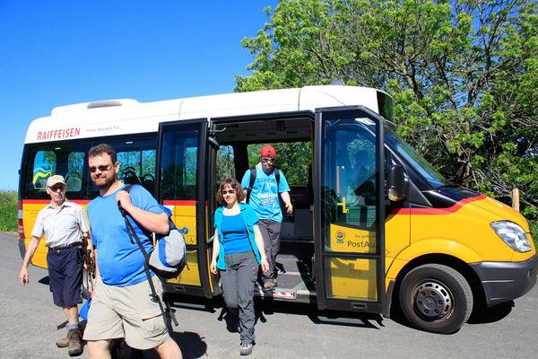 Naturpark Bus