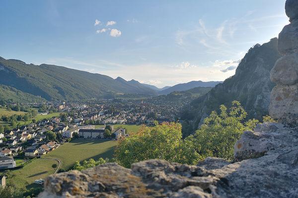 Burgruine Neu Falkenstein