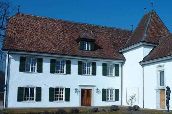 Schlösschen Vorder-Bleichenberg