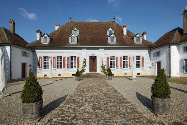 Schloss Thunstetten, Parkanlage