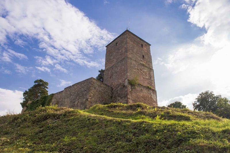 Burg Siersberg Rehlingen-Siersburg