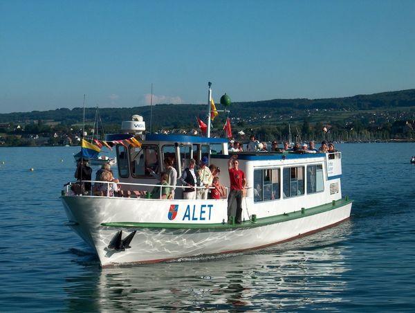 Schiff Alet